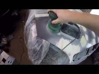 Как убрать рыжики и жучки с крыши и арок