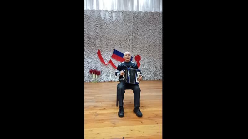 Паненко Виктор Николаевич Козинский СМДК Грайворонского района 36 и старше, авторская песня В.Н.Паненко снайпер