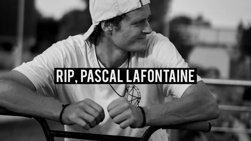 PASCAL LAFONTAINE X DIG 2019 Райдер с протезом ноги Inside BMX