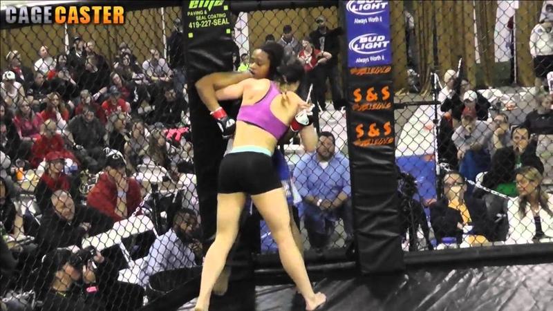 IT Fight Series 38 Fight 14 Allanna Jones vs Jan Finney