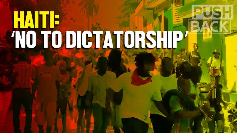'No to Dictatorship' Why Haitians are protesting US backed Moïse