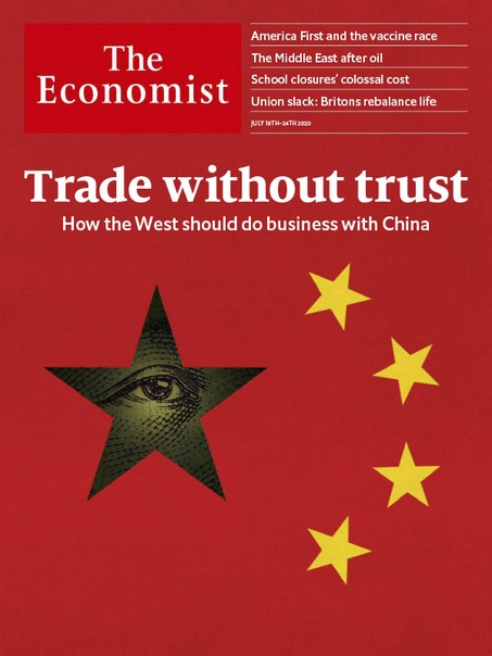 The Economist USA 07.18.2020
