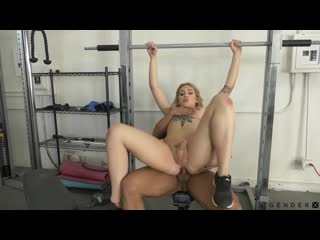Transsexual Fitness - Angelina Please & Draven Navarro