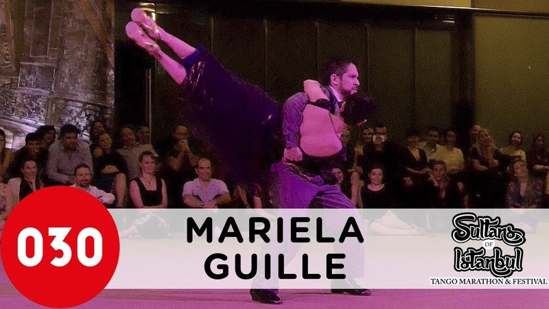 Mariela Sametband and Guille Barrionuevo La cumparsita MarielayElPeque