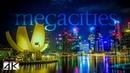 【4K】88 MEGACITIES of the World 2020 Cinematic Wolf Aerial™ Drone Film