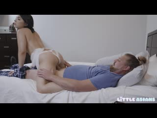Mina Moon - Sleepwalker [All Sex, Asian, BlowJob, Cum In Mouth, Facial, Teen]
