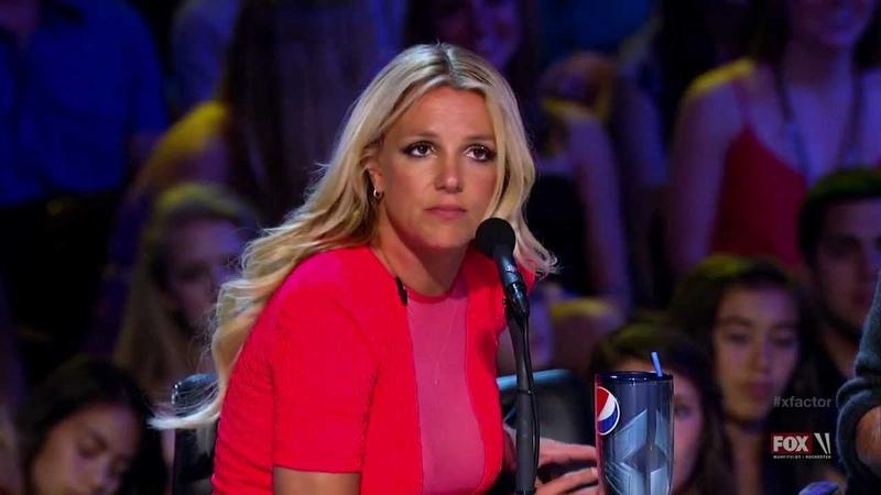 Britney Bitch on The X Factor U.S.