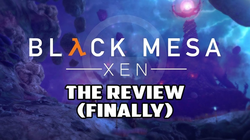 Black Mesa Xen Review Finally
