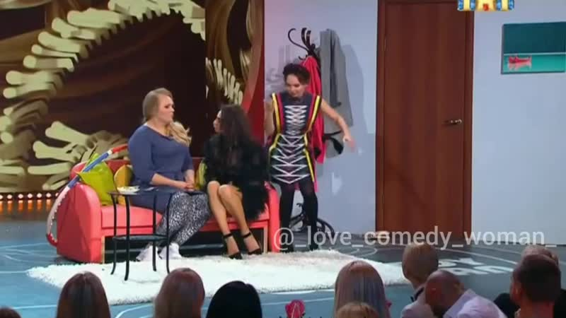 Comedy woman 7 сезон 9 серия Плохая звукоизоляция 😋