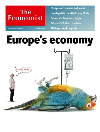THE ECONOMIST - Audio Edition, October 25th to October 31th - 2014