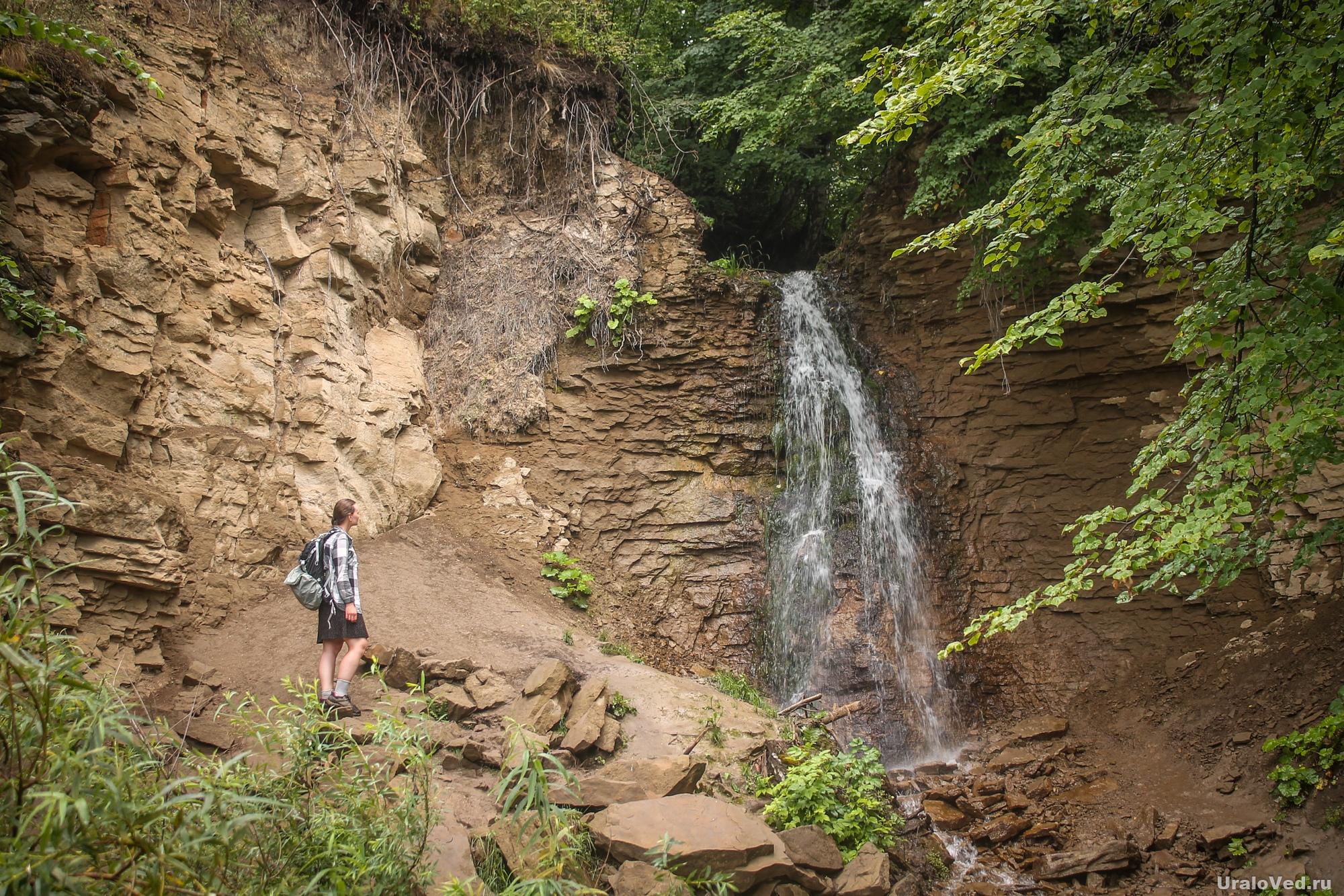 Водопад Шарлама