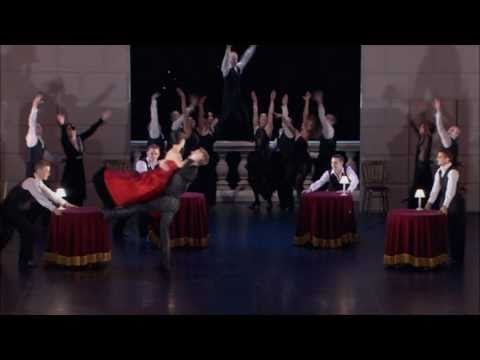 Matthew Bourne's Swan Lake 3 minute preview