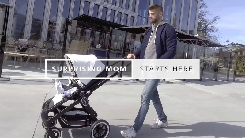 Emmaljunga NXT60 Stroller • Real Life Starts here