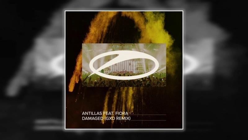 Antillas, Fiora - Damaged (GXD Extended Remix)