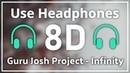 Guru Josh Project - Infinity『8D Audio』