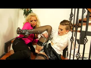 Pornomix / Slimewave - Gloryhole Jenna  Treament ass strap-on tits dildo cum teen tits porno slime milf слизь сперма