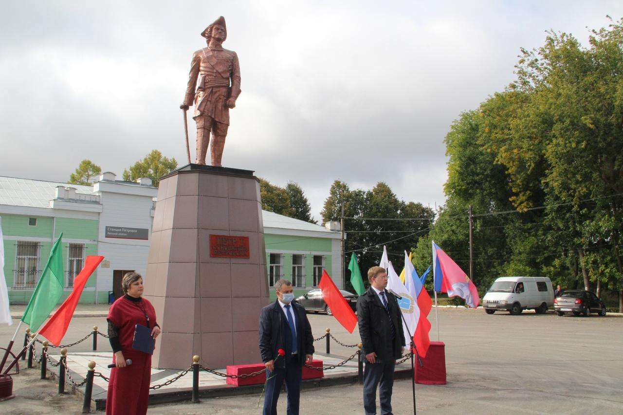 В Петровске началось празднование Дня города