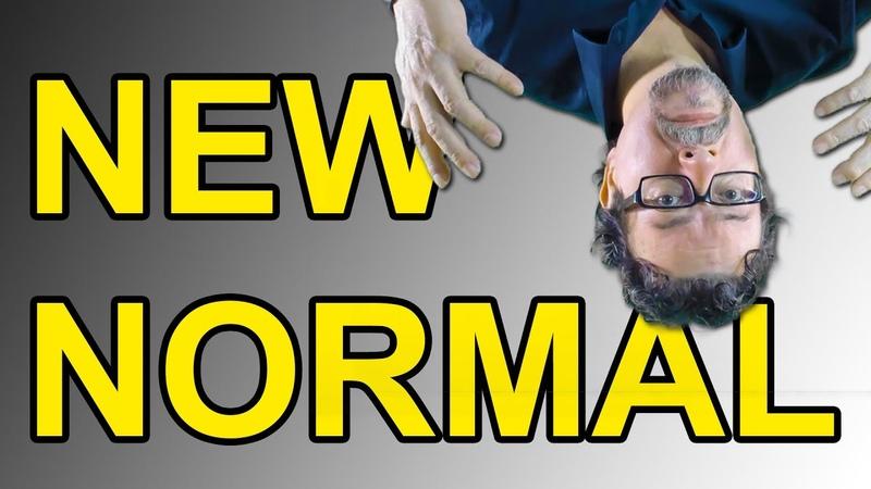 La Nueva Normalidad EL GRAN DISPARATE