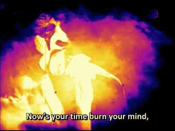 The Crazy World of Arthur Brown Fire 1968 High Quality Stereo Sound Color Subtitled