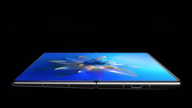 Huawei Mate X2 Hing Design Close Up