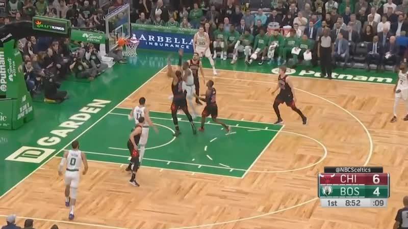 SLOB Boston Celtics Баскетбольные тренировки