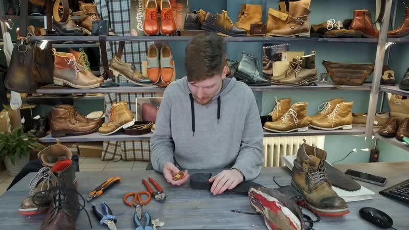 Обувщик Обзор — Разбираем Скромнягу Генри