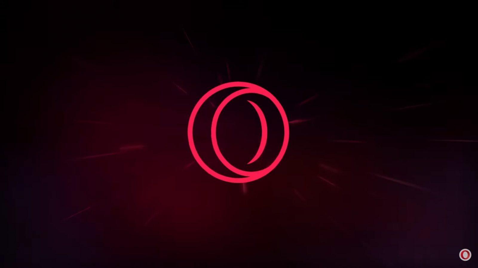 Геймерский браузер Opera GX
