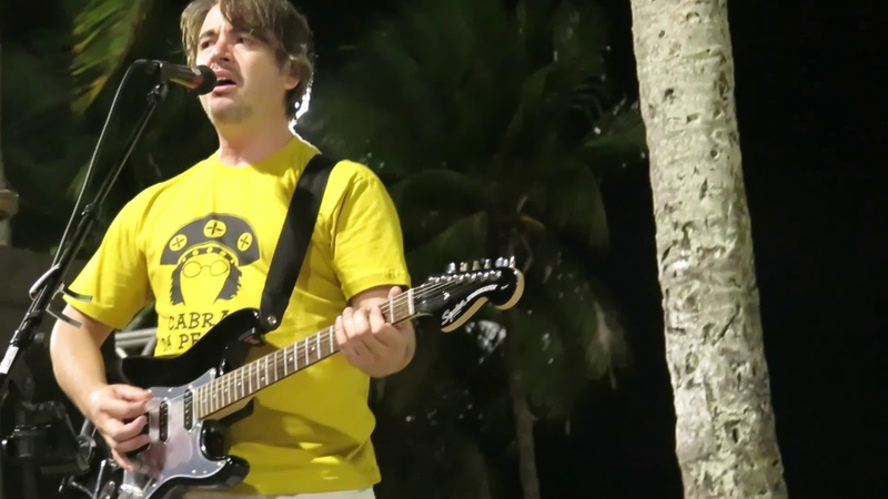 Come Together The Beatles Cover by James Marçal Músico de Rua João Pessoa PB Brasil
