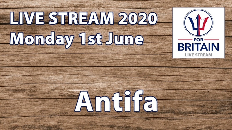 1st June 2020 For Britain Livestream with Anne Marie Waters
