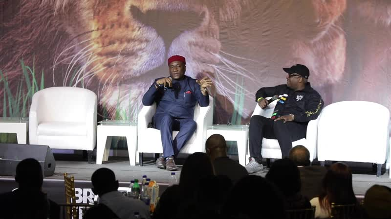 Airpeace Chairman Allen Onyema Shared His Business Secrets at Thinkation 2020.mp4