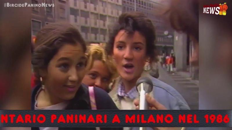 Speciale documentario PANINARI a Milano (1986) Parte 2