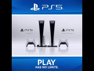 Консоли и аксессуары PlayStation 5 | Play Has No Limits