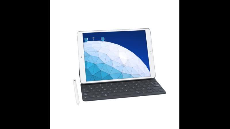 Новый iPad Air в Связном
