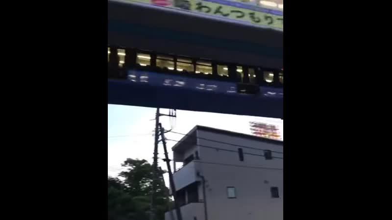 монорельс в Японии