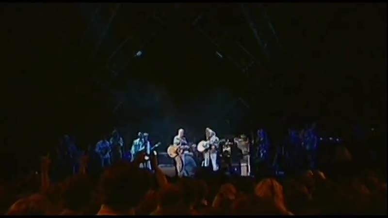 Гарик Сукачев и Неприкасаемые Белые дороги Оборотень с гитарой Live