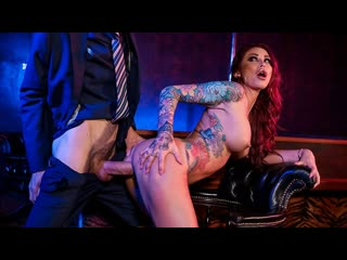 Monique Alexander  - Dancing Dirty (Big Tits, Blowjob, Redhead, Stripper, Tattoo)