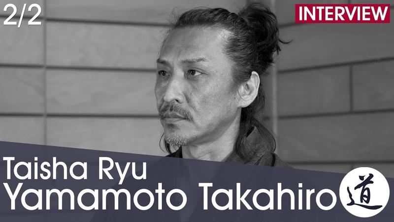 [Hyoho Taisha Ryu] Yamamoto Takahiro - Hagakure, Ninjas, Religion Universalism (22)