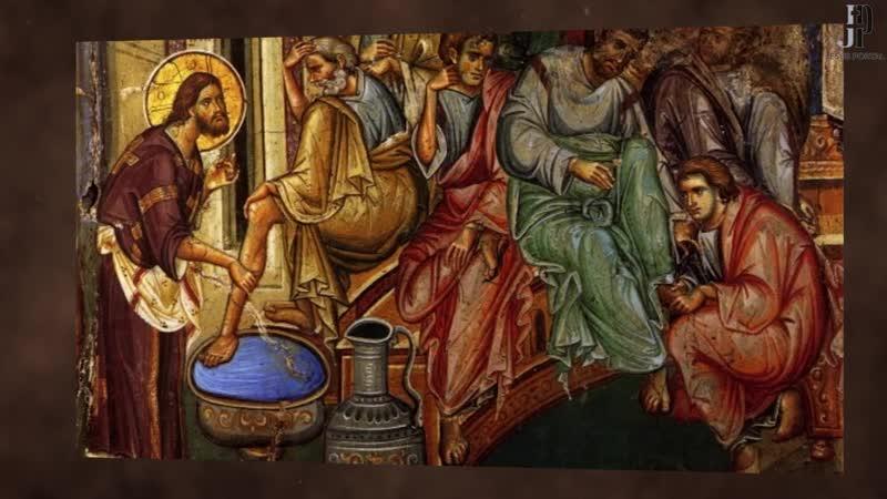 Первоверховный апостол Петр огонь и камень