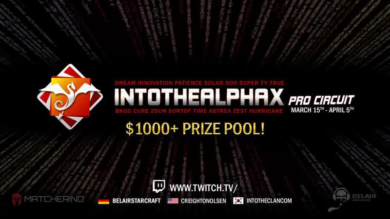 IntoTheAlphaX Pro Circuit группа A вторая групповая 03 04 2020