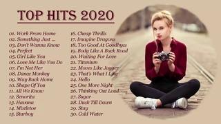 Top Hits 2020   Ed Sheeran, Adele, Shawn Mendes, Maroon 5, Taylor Swift, Charlie Puth, Sam Smith