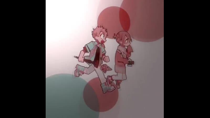Edit Toilet bound Hanako kun mitsu6a