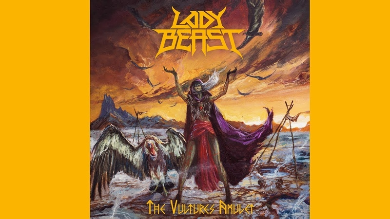 LADY BEAST The Vulture's Amulet Heavy Metal Band FULL ALBUM 2020