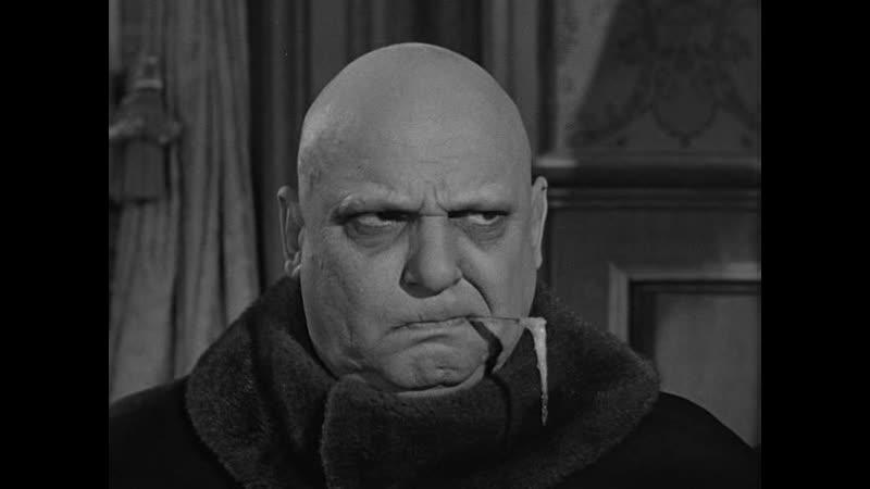 Семейка Аддамс 1964 1966 S01E18 Болезнь дяди Фестера