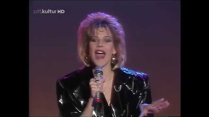C.C.Catch. Heaven and Hell. ZDF Hitparade, 18.02.1987