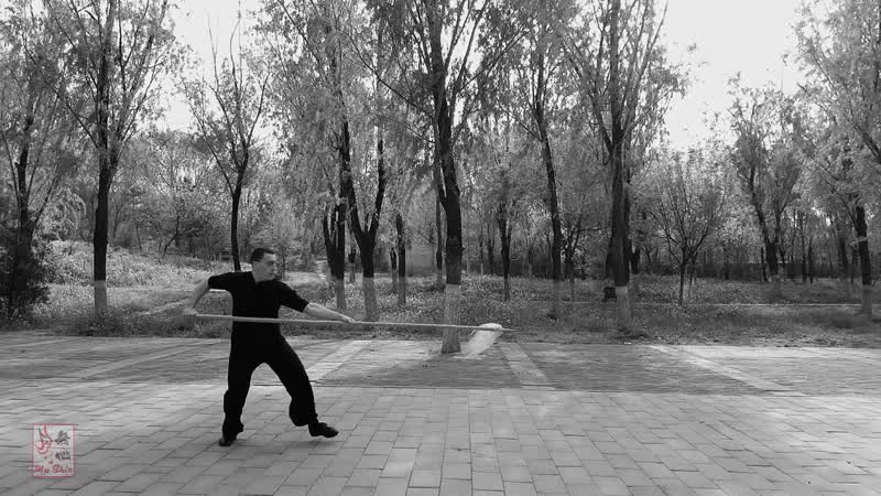 The Great Spear 大枪 - The Essence of Xingyi Quan 形意拳的精华