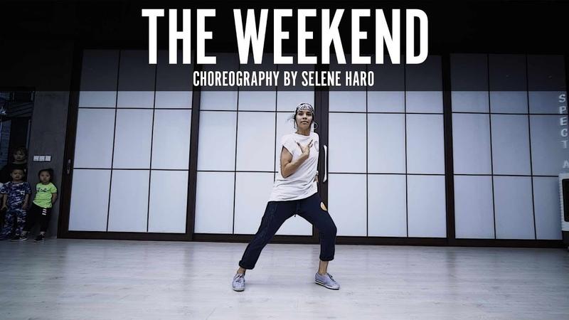 SZA The Weekend Choreography by Selene Haro