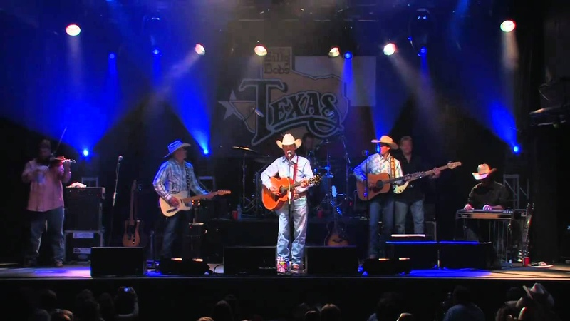 Tonight Ain't the Day Justin McBride Live at Billy Bob's Texas
