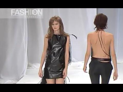 PACO RABANNE Spring Summer 2000 Paris Fashion Channel
