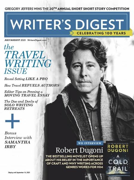 Writer's Digest - 07.08 2020