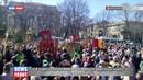 В Одессе сотни верующих прошли крестным ходом за единую УПЦ
